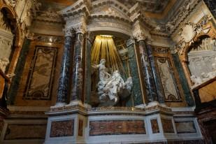 L. Bernini, šv. Teresės ekstazė.