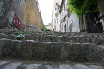 Trastevere rajonas.
