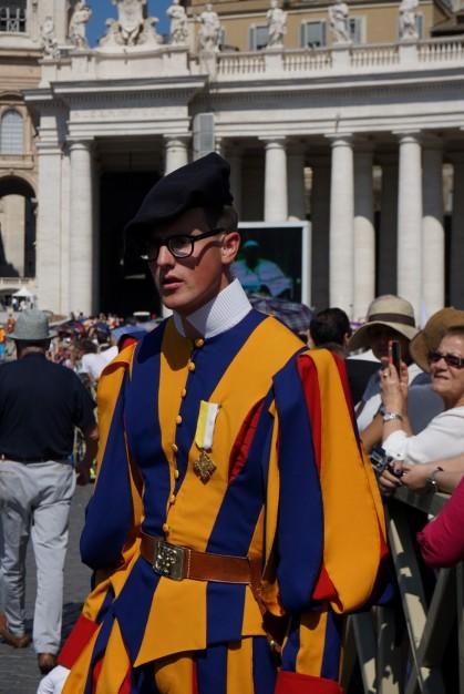 Vatikano kareivis.