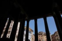 Romos Panteonas.