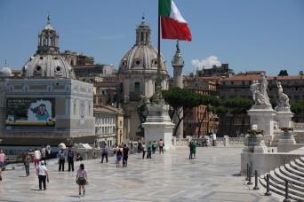 Venecijos aikštė.