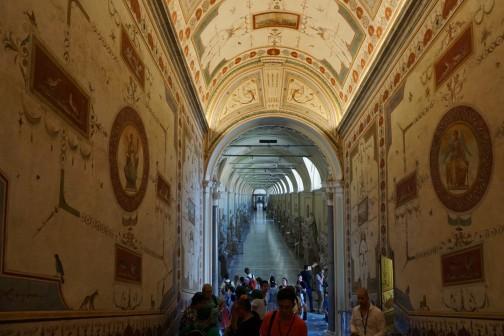 Vatikano muziejus.