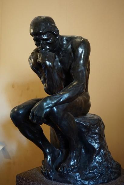 Vatikano muziejus, Rodeno mąstytojas.