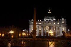 Vatikanas, šv. Petro bazilika.