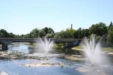 Anykščių fontanai