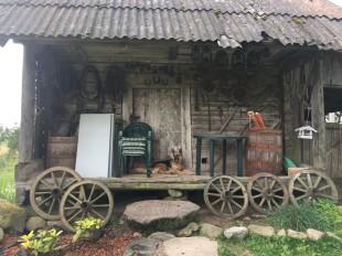 Alantos žirgų sodyba
