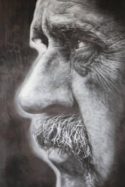 Laura Guokė. Buvusio šiauliečio pasaulinio garso mokslininko a.a. A. J. Greimo portretas.