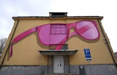 """Tadas Vincaitis Plūgas """"Rožiniai akiniai"""""""