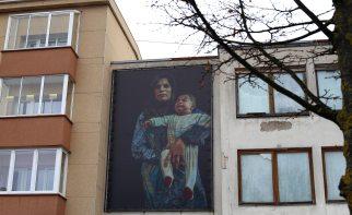 "Laura Guokė ""Migracijos istorijos – Rima and Muhammed Ahmed"""