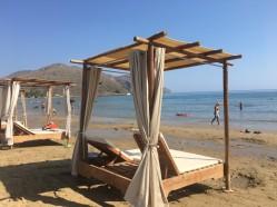 Georgioupoli paplūdimys
