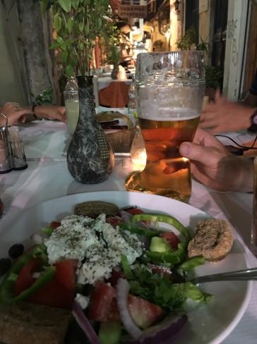 Kretietiškos salotos