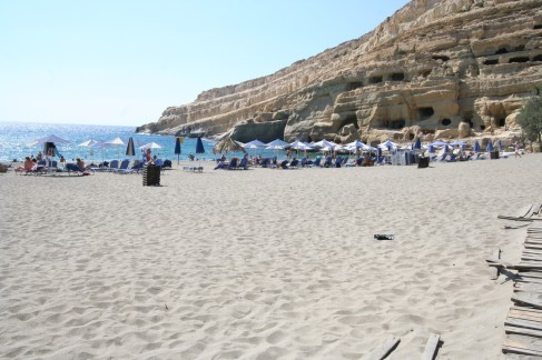 Matala paplūdimys