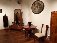 Mazovijos muziejus, Secesijos meno ekspozicija