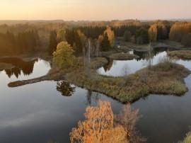 Kirkilų ežerėliai