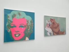 LENTOS Kunstmuseum Linz, Austrija. Andy Warhol.