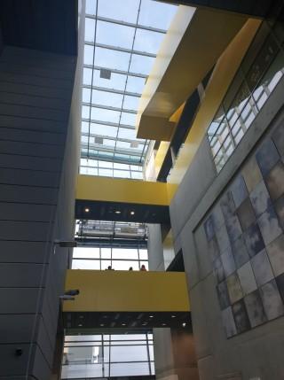 Ars Electronica Center, Linz, Austrija