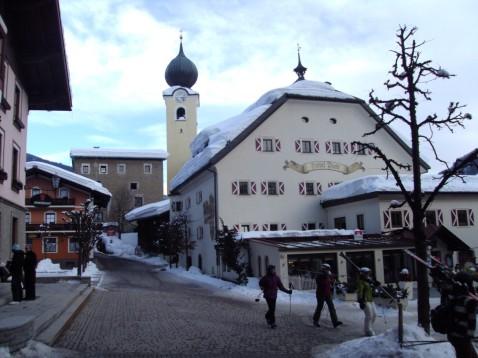 Skicirkus, Austrija