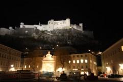 Zalcburgo pilis, Austrija