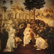 Nebaigtas Leonardo da Vinči kūrinys
