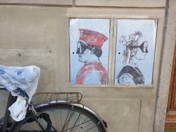 Blub gatvės meno projektas
