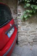 Parkavimo ypatumai