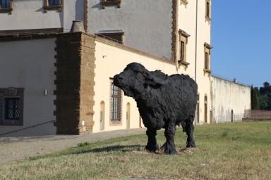 Forte di Belvedere, Davide Rivalta skulptūros