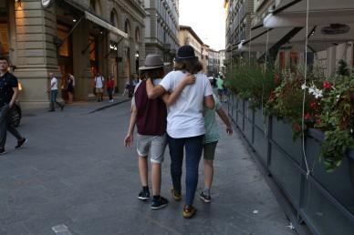 Broliai Florencijoje