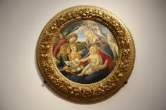 Uffizi galerija, Sandro Botticelli