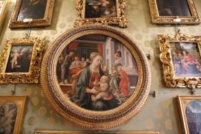 Pallazo Pitti. Fra Filippp Lippi