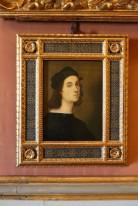 Pallazo Pitti, Rafaelis