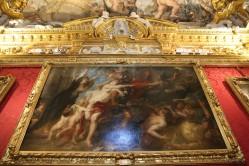Pallazo Pitti. Rubensas