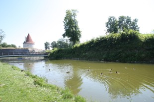 Kursarės pilis