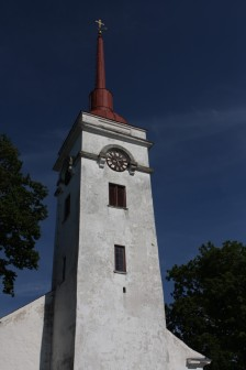 Šv. Lauryno bažnyčia Kuresarėje