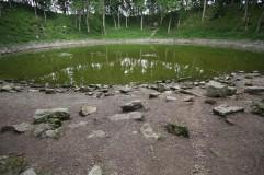 Kaali meteorito krateris