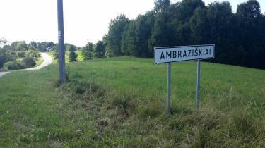 Ambraziškių kaimas