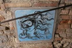 San Gimignano, Blub gatvės menas