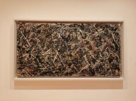 Peggy Guggenheim muziejaus kolekcija. J. Pollock