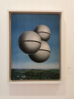 eggy Guggenheim muziejaus kolekcija. R. Magritte