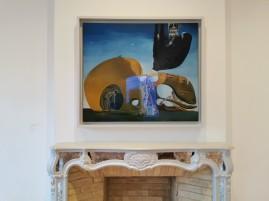 Peggy Guggenheim muziejaus kolekcija. S. Dali