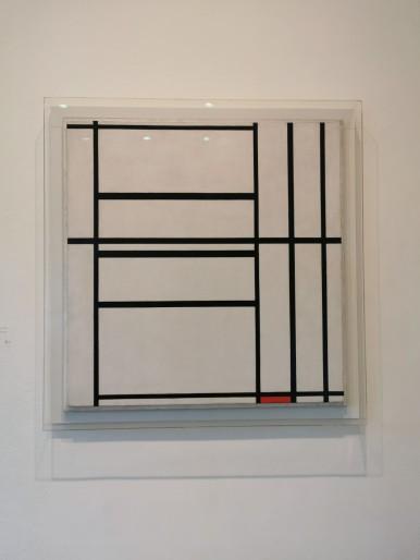 eggy Guggenheim muziejaus kolekcija. P. Mondrian