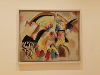 Peggy Guggenheim muziejaus kolekcija. W. Kandinsky