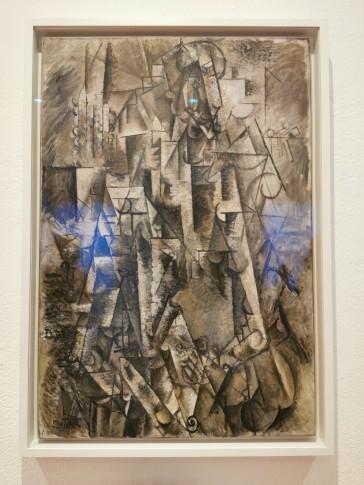 Peggy Guggenheim muziejaus kolekcija. G. Braque