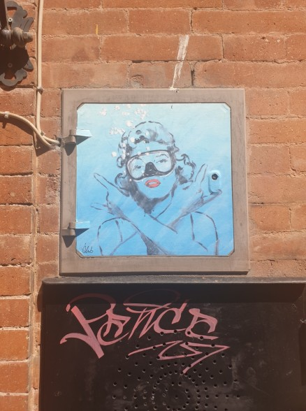 Gatvės menas Ravenoje, Bulb