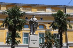 Paminklas Giuseppe Garibaldi Ravenoje