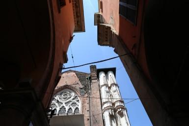 Bolonijos architektūra