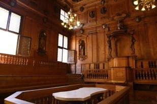 Anatominis teatras, Archiginnasio rūmai