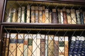 Archiginnasio rūmai, biblioteka