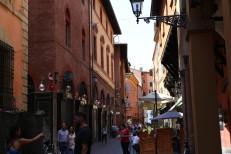 Bolonijos gatvelės
