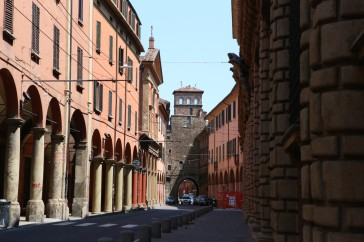Bolonijos gatvės ir kolonados