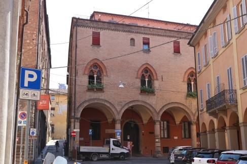 Bolonijos gatvės ir portikai